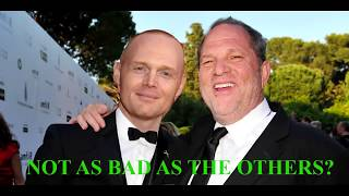 #BillBurr talks #AnOpenSecret on his podcast
