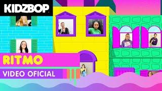 KIDZ BOP Kids - RITMO (Video Oficial)