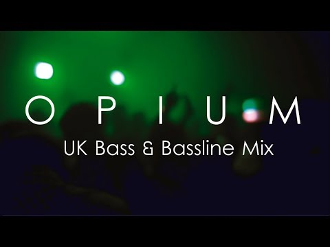 UK Bass & Bassline Mix - APRIL 2018