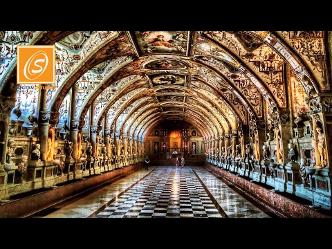 About Munich Residence  - Antiquarium, Room of Charlotten & Court Chapel - Germany
