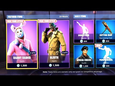 Fortnite Item Shop August 7th 2018! NEW Item Shop August 7th! Daily Item Shop