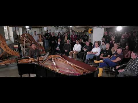 Live From The Factory Floor: Ludwig Van Beethoven Für Elise, by Mari Kodama