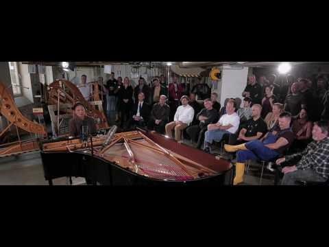 Live From The Factory Floor: Ludwig Van Beethoven Für Elise, by Mari Kodama