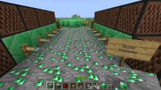 Simple Inventions with Tripwire - Minecraft