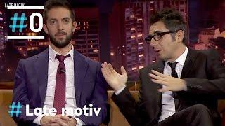 Late Motiv: Berto y Broncano intercambian secciones #Late Motiv168 | #0