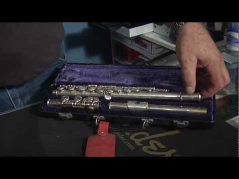 TPMG - What to look for when renting or buying a used flute