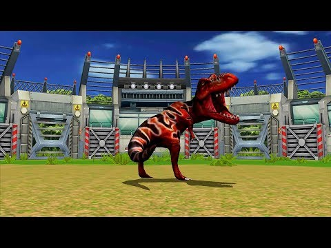 Jurassic Park Builder Android Gameplay