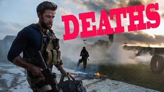Every Death in 13 Hours: The Secret Soldiers of Benghazi-By Michael Bay