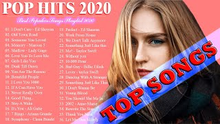 Top Hits 2020 🍑 Top 40 Popular Songs Playlist 2020 | maroon 5, ed sheeran, adele, taylor swift style