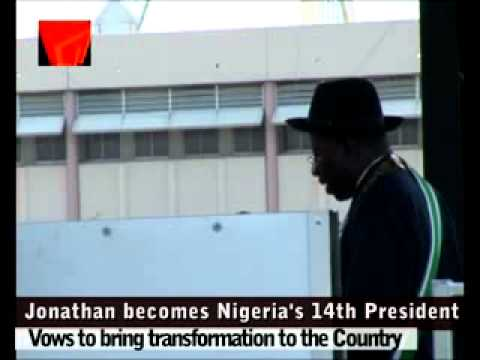 Jonathan Inaugural Speech