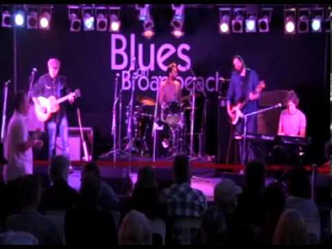 ADAM PRINGLE BAND @ BROADBEACH BLUES FEST (23-05-2013)