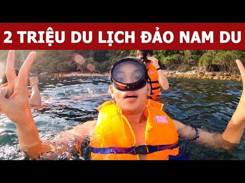 2 triệu du lịch đảo Nam Du có gì chơi? | Oops Banana Vlog 251