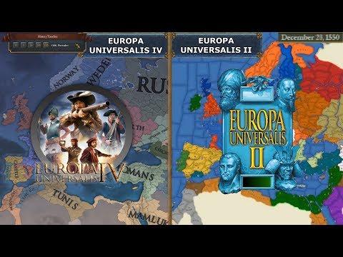 Double Timelapse - EU2 vs EU4