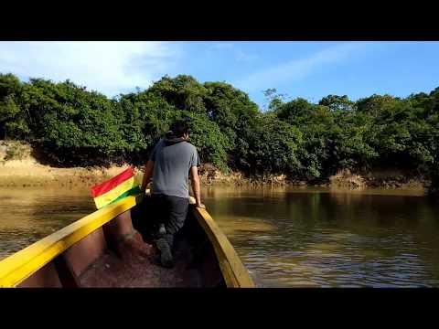 Rurrenabaque Mashaquipe Pampas Tour Bolivia