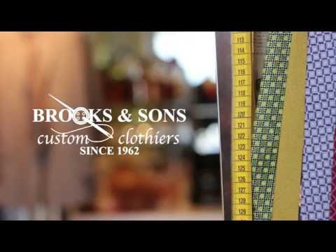 Brooks & Sons Men's Clothiers - Amarillo, Texas