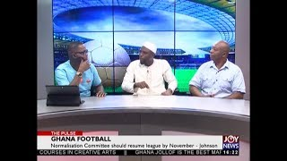 Ghana Football - The Pulse Sports on JoyNews (19-10-18)