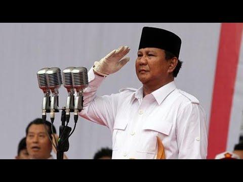Ke Bojonegoro, Prabowo Bicara Pentingnya Demokrasi