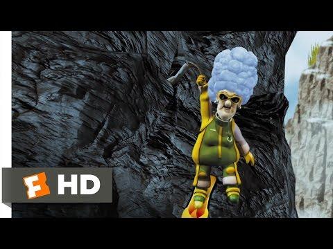Hoodwinked! (7/12) Movie CLIP - Xtreme Granny (2005) HD