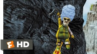 Hoodwinked! (7/12) Movie CLIP - Xtreme Granny (2005) HD