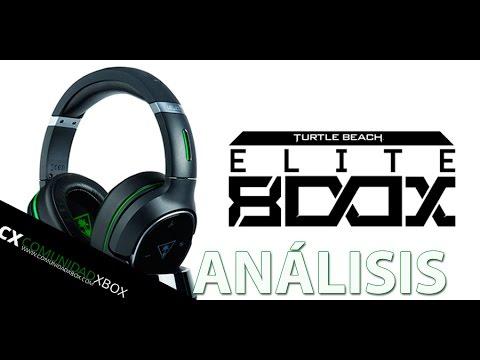Análisis/Review Turtle Beach Elite 800X