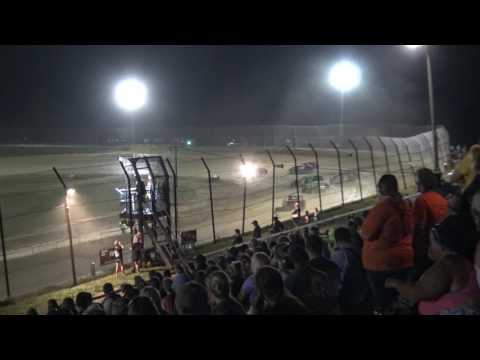 Brushcreek Motorsports Complex | 7/3/17 | Open Wheel Modifieds | B-Main