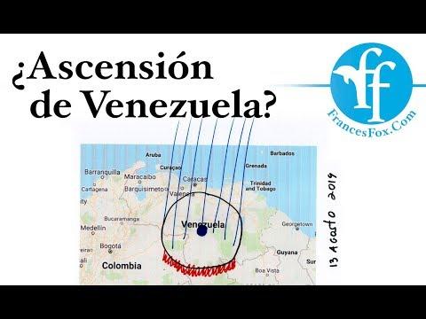 ¿Venezuela: Un Mapa, Un Aviso De Los Dioses Y Ascensión?