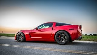 Z06 Supercharged Stage 5R Dallas Performance 1000+hp