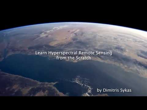 Learn Hyperspectral Remote Sensing from the Scratch