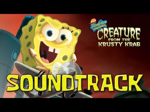 SpongeBob: Creature from the Krusty Krab - Complete Soundtrack