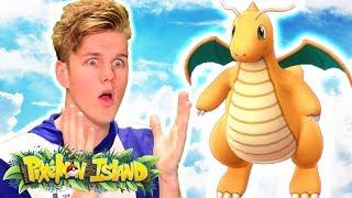I CAUGHT THE RAREST POKEMON?! (Minecraft Pokemon) Pixelmon Island #2