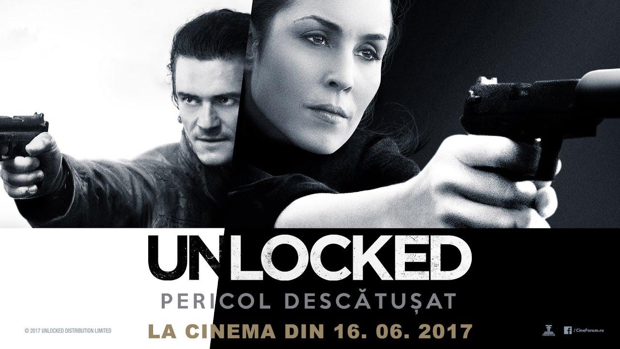 UNLOCKED PERICOL DESCĂTUȘAT (UNLOCKED) - Trailer A - 2017