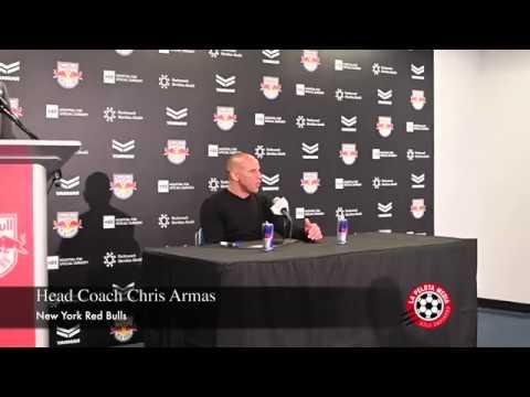 Head Coach Chris Armas