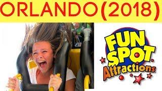 Orlando Fun Spot (2018) Tour Review AMAZING!