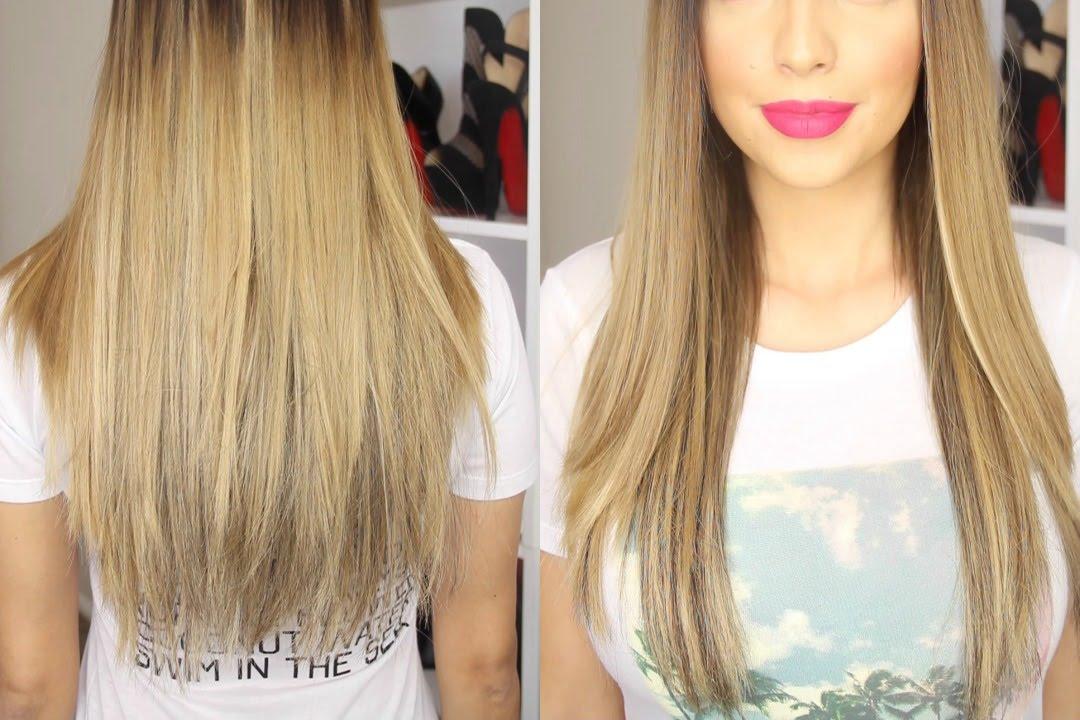 como cuidar el pelo despues de la decoloracion