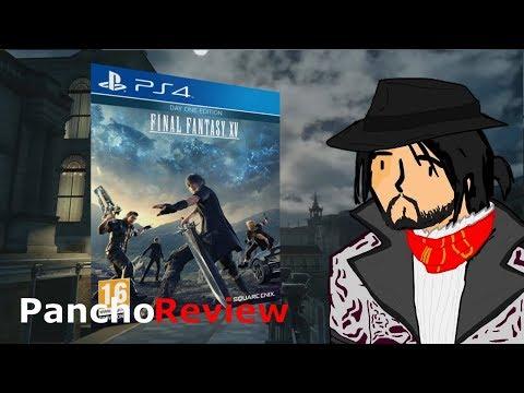 PanchoReview - Final Fantasy XV