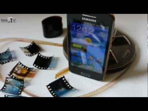 Обзор Samsung Galaxy Beam i8530
