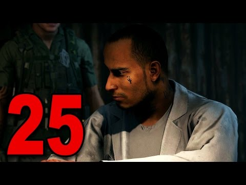 Ghost Recon: Wildlands - Part 25 - The Chemist