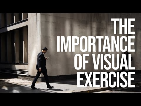 How to become a better photographer through 'visual exercise'