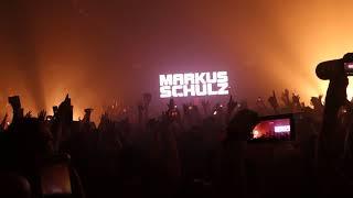 Markus Schulz / zorlu psm studio , 12 mayıs 2018