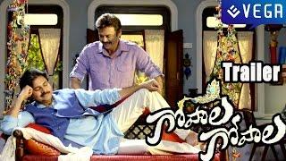 Gopala Gopala Movie Trailer : Venkatesh,Pawan Kalyan : Latest Telugu Movie Teaser  2015