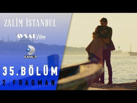 Zalim İstanbul Dizisi 35. Bölüm 2. Fragman - O Bebek Ceren'in!🔥🔥🔥