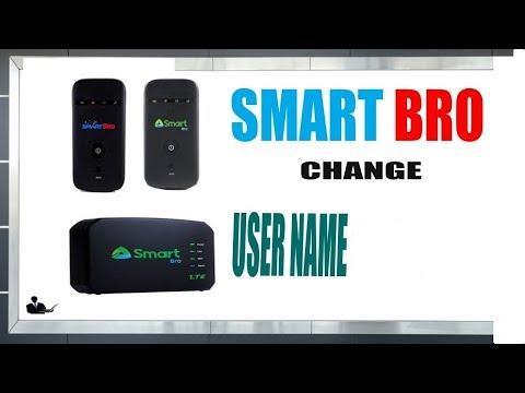 How To Change Smart Bro Pocket Wifi Password | Easy Step