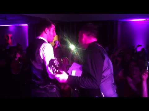 Mark Selby and Nico McBrain NEW FOOTAGE from the World Snooker Championships 2014