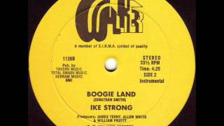 Ike Strong - Boogie Land instrumental