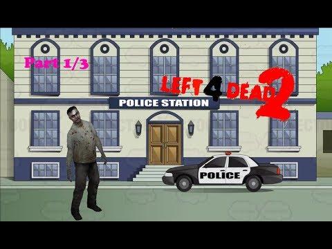 Really In Jail!?!? - Left 4 Dead 2|Part 1