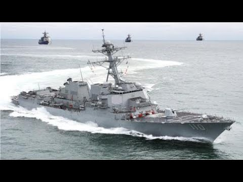 Breaking News -  China scrambled fighter jet while USS William Lawrence  patrol in Sou | SHOCKING !