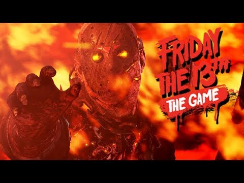 Friday The 13th The Game Gameplay German - ALTER WIESO!!!!????