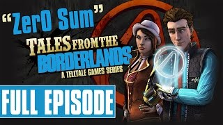 Tales From The Borderlands - Ep.1: Zer0 Sum - Let