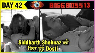 Siddharth Shukla & Shehnaz Gill Back To Friendship Zone | BIgg Boss 13 | Episode Update
