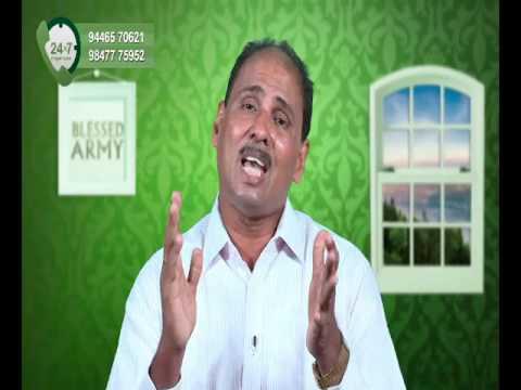 Br.Shaji Thomas (Pr.Martin Thomas) - Blessed Army Episode 07